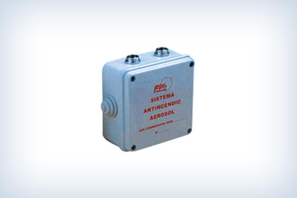 BC-02 - Caja de conexión de dos vías