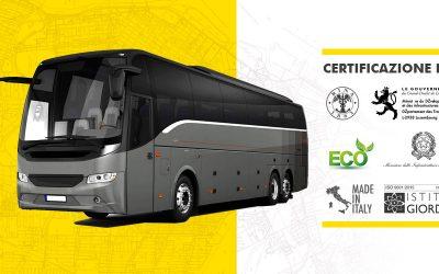 AK0746: la soluzione antincendio per autobus omologata